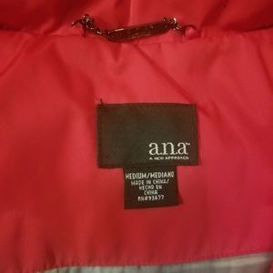 a.n.a Jackets & Coats - Red Medium a.n.a winter down jacket